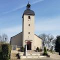 Eglise St Laurant de Castetnau Camblong