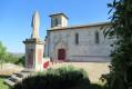 Double boucle en huit autour de Castéra-Lectourois