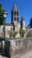 Le long de la rivière Charente dans le pays Charente Bohème et Charreau