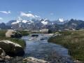 Rocher de la Grande Tempête et Pic du Lac Blanc