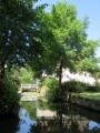 En amont du Moulin de Fontpisse