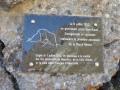 En arrivant au Col du Bresson