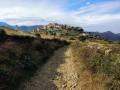 Cima di Sant Angelo depuis Pigna