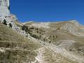 Randonnée des quatre Cols à Lus-la-Croix-Haute