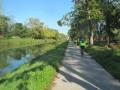 Sur le canal latéral de la Garonne