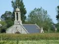 En vue de la Chapelle Saint-Fiacre