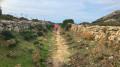 Entre les murs, descente vers Lumio