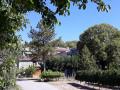 Entrée dans le hameau 'Les Divols'