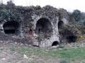 Entrée des anciennes mines de gypse