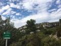 La piste des Lombards au Vallon des Amants par les Trincades