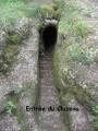 Entrée du Cluzeau