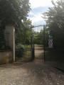 Le Parc des Varilles et le plateau de Louze depuis Saint-Maurice-l'Exil