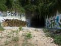 Entrée du tunnel