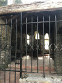Ermita de Ozentzio : L'intérieur