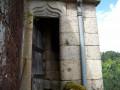 Escalier du campanile de Saint-Arcons
