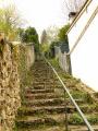Escalier de Mont Saint Père
