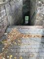 Escalier Place du château
