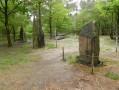 Espace de reconstitution d'un site mégalithique