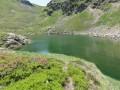 étang bleu