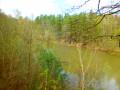 étang de la terre de pots