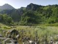 Plateau de Girantes via l'Étang de Labant