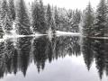 Lac de Gérardmer par le Saut de la Bourrique, Col de Sapois et les Bas Rupt