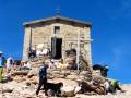 Le Mont Thabor par le refuge
