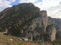 Face Ouest du Mont Carpiagne