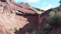 Le Canyon d'Agaras et la Croix de Gibret