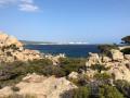 Vue sur les falaises de Bonifacio