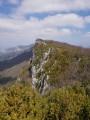 Falaises de la Montagne de Mussan