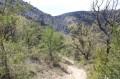 Falaises du versant nord d'Arfuyen