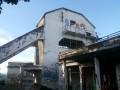 14- Fantomatique ancienne gare d'arrivée du téléférique du Béout