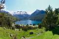 Lac d'Orédon, les Laquettes, le Lac d'Aubert et d'Aumar