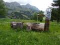 La Croix de L'Alpe depuis la Rente