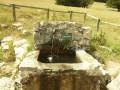 Fontaine au Refuge de la Ferme d'Ambel