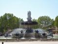 Le centre historique d'Aix-en-Provence