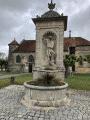 Fontaine de Neptune Andernay