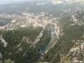 Fontaine-de Vaucluse-depuis la crête
