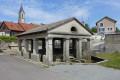 Fontaine Mazarin à Fesches l'Eglise