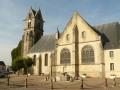 Fontenay-Trésigny. L'église