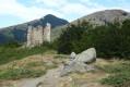 Fort en ruines