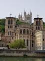 Lyon, par ses parcs, ses fleuves et ... son tunnel mode doux