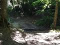 Franchissement du ruisseau de la Vergne