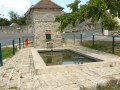 Germigny. La fontaine miraculeuse