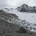 Glacier de Gébroulaz.