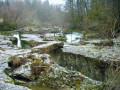 Lapiaz, cascade, résurgence et canyons autour d'Artemare
