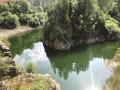 Gouffre d'enfer le barrage