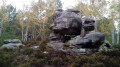 De Souppes-sur-Loing à Nemours par les rochers de Beauregards