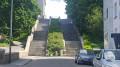 Grand escalier Rue Latouche-Tréville à proximité de la Porte de la Brasserie